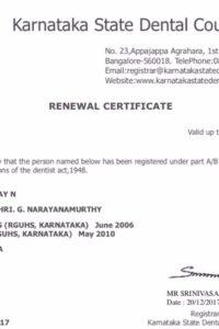 karnataka-state-council l v dental square