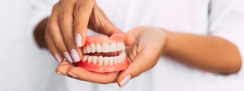 removable dentures in bangalore L V Dental Square